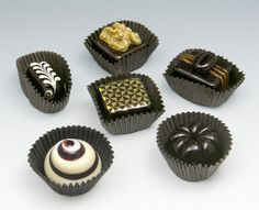 yummy glass chocolates things made by hulet glass pinterest glass and beads