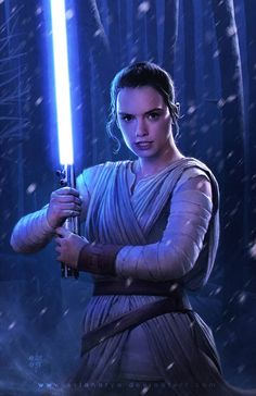 Star Wars by on DeviantArt Star Wars Rey, Film Star Wars, Star Wars Fan Art, Star Wars Poster, Chewbacca, Star Wars Pictures, Star Wars Images, Daisy Ridley Star Wars, Star Wars Wallpaper