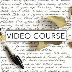 Improve Your Handwriting: A Comprehensive Online Course – The Postman's Knock Print Handwriting, Handwriting Styles, Calligraphy Alphabet Tutorial, Postman's Knock, Improve Your Handwriting, Bullet Journel, How To Get Better, Cursive, Online Courses