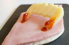 Colmillos de queso semicurado manchego DO Las Terceras - Finca quesería Las Terceras | queso manchego | manchego cheese | Halloween recipes | recetas Halloween | recetas queso| platos queso |