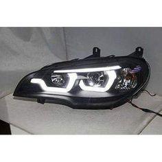 BMW E70 HEADLIGHTS LED – Motowey Bmw X5 E70, Stay Cool, Led Headlights, Cool Stuff, Car, Automobile, Led Spot Light, Cars