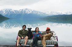 Curiosity killed the blogger – Tre amici, due cani e un divano in giro per l'America