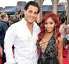 """Nicole """"Snooki"""" Polizzi Marries Jionni LaValle: Details - Us Weekly"""