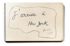 Jean Cocteau in New York, 1949
