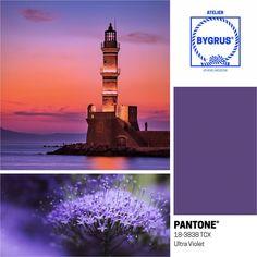 13 отметок «Нравится», 1 комментариев — BYGRUS® | ATELIER✂ (@bygrus) в Instagram: «PANTONE 18-3838 Ultra Violet — Ультрафиолет. • Наши глаза могут видеть настоящий ультрафиолет,…»