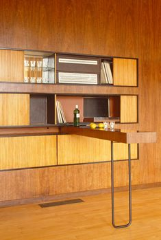 Super ideas for wood design furniture home decor mid century Mid Century Wall Unit, Mid Century House, Mid-century Interior, Interior Design, Home Furniture, Furniture Design, Furniture Buyers, Furniture Online, Office Furniture