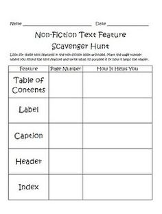 informational text  ~turn this into a non-fiction text tri-fold foldable for our lapbooks