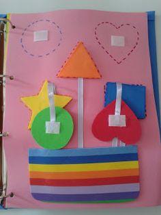 Sensory Book, Book Quilt, Busy Book, Felt Flowers, Felt Crafts, Preschool Activities, Alphabet, Crafts For Kids, Alice