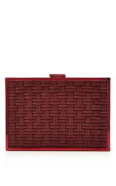 Lily Clutch by MONIQUE LHUILLIER for Preorder on Moda Operandi