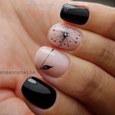 Semi-permanent varnish, false nails, patches: which manicure to choose? - My Nails Nail Manicure, Diy Nails, Cute Nails, Uv Gel Nails, Nail Polishes, Acrylic Nails, Gel Nail Art Designs, Nagel Gel, Fabulous Nails