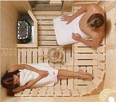 Two person sauna steam room,sauna room with sauna heater Steam Room Shower, Sauna Steam Room, Sauna Room, Diy Sauna, Saunas, Homemade Sauna, Basement Sauna, Sauna Design, Design Design