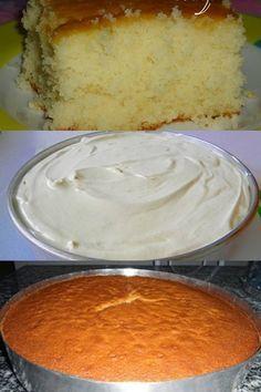 Ingredientes 4 ovos 2 xícaras de açúcar 2 xícaras de farinha de trigo 1 colher de sopa de fermento em pó 1 xícara de leite fervente AS MELHORES RECEITAS DE MARÇO- 2018: 1 - 101 RECEITAS LOW CARB (FITNESS) 2 - PUDIM DE LIMÃO (SEM FORNO) 3 - 101 RECEITAS 0 CARBOIDRATOS - TURBINE SUA DIETA 4 - PUDIM CAIPIRA 5 - DOCE DE LEITE CASEIRO Como Preparar Bata as claras em neve, sem parar de bater junte as gemas, depois o açúcar e a farinha de trigo. Quando a massa estiver bem homogênea, acrescente o…