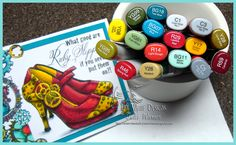 The Write Stuff | Ruby Slippers | http://thewritestuff.justwritedesigns.com