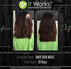 Who needs this product? Get it here www.mariejose.itworks.eu.com