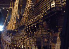 Museo Vasa de Estocolmo, la apasionante historia de un navío.  Descubre la curiosa historia del navío de guerra más grande jamás construido en su momento  y que hoy es protagonista del museo más importante de la ciudad de  Estocolmo.
