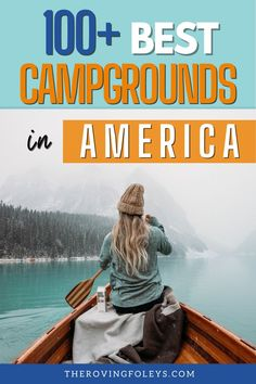 Are you planning your next camping trip, let us help you with this awesome list of the best campgrounds in America. This list includes RV parks from Texas to Florida, California to Michigan! Get as many of these top RV campgrounds on your RV travel destination list ASAP. The perfect campsite is waiting for you. #campgroundinamerica #rvtraveldestination #rvtravel #florida #colorado #california #usaroadtrip