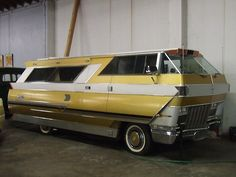 ▶▶▶ {1971} Starstreak Motorhome