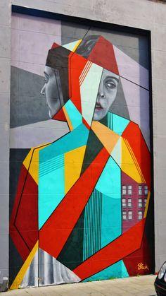 https://flic.kr/p/ssMmhZ | Strook / Kraankindersstraat - 12 mei 2015 | Artist: Strook