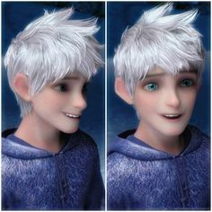 MY EDIT his face DAYUM jack frost rise of the guardians rotg