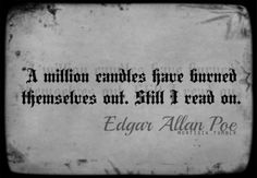 ― Edgar Allan Poe, The Cask of Amontillado