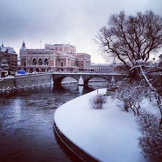 Kungliga Operan in Stockholm, Storstockholm