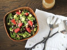 Avocado, Grapefruit, Beet, and Goat Cheese Salad | Plum Pie