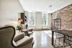 Sommerrogaten - Designed by Norwegian Interior Architect firm Metropolis arkitektur & design - www. Divider, Interior, Room, Furniture, Design, Home Decor, Bedroom, Decoration Home, Indoor