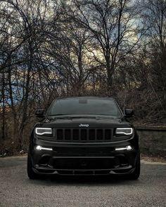 Grand Cherokee Srt8, Lifted Jeep Cherokee, Suv Cars, Jeep Cars, My Dream Car, Dream Cars, Jeep Grand Cherokee Accessories, Srt8 Jeep, Custom Muscle Cars