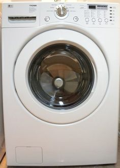 How to maintain a front loading washing machine...so your machine doesn't stink. Lots of good tips.