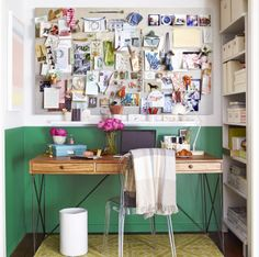 Make your home office not just tidy but gorgeous!!