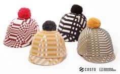 Costo special edition X Johanna Gullichsen Winter Hats, My Style, Accessories, Fashion, Moda, Fashion Styles, Fasion, Ornament