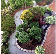Flower Beds, Door Design, Garden Landscaping, Outdoor Gardens, Swimming Pools, Yard, Exterior, Landscape, Secret Gardens