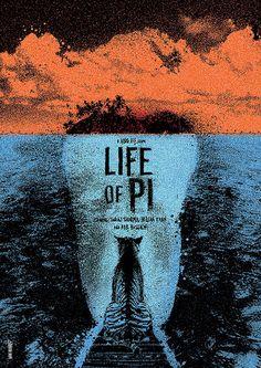 Adaptación de película la Vida de Pi, por Daniel Norris.