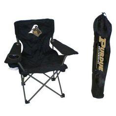 Outdoor Rivalry NCAA Collegiate Folding Junior Tailgate Chair - RV339-1200