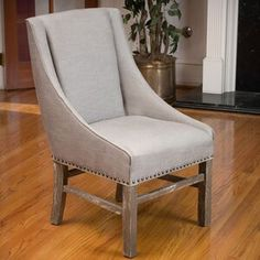 Built for comfort, the Busch Fabric Dining Chair not only makes a fabulous accent for your table, but its stylish design and relaxed feel make. Fabric Dining Chairs, Upholstered Dining Chairs, Wingback Chair, Swivel Chair, Living Furniture, Furniture Making, Furniture Deals, Bar Furniture, Soft Chair