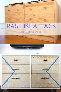DIY on a budget IKEA Hack
