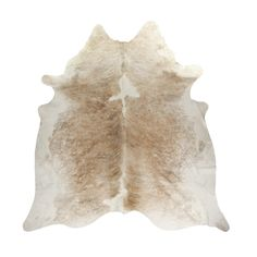 Create a centrepiece in your home with this luxurious Argentinean cowhide from Amara. Perfect for creating a rustic ambience in any interior and 100% natural, each skin is completely unique and looks