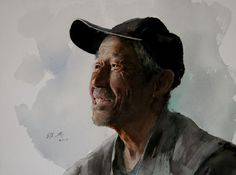 1000 images about acuarelas de guan weixing on pinterest for Aquarelliste chinois