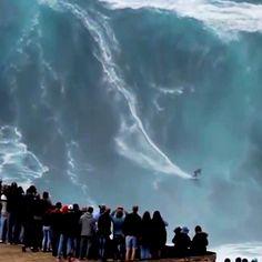 Las monstruosas olas de Nazaré despiertan | VICE Sports