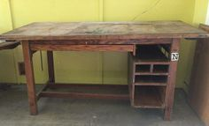 Vintage Dietzgen Drawing Table $150