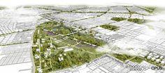 Galería de Así será la segunda fase del Corredor Verde de Cali en Colombia - 1
