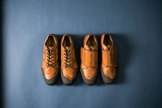 画像: 7/28【サーティースリー、スケートシューズから着想を得た革靴を発売】