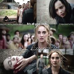 who else was crying here?  Edit collab with the lovely @tobiasinitiates … by @inlove_with_divergent - PICBI