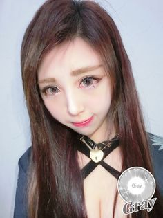 Wish | Gray Soft Cosmetic Colored Contact Lenses Neon Colour Fairy Cosplay MT1002