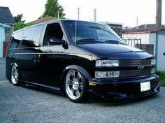 The Top 5 Dopest Minivans of All Time Chevrolet Van, Chevrolet Astro, Chevrolet Trucks, Gmc Trucks, General Motors, Land Rover Defender, Chevy Astro Van, Lowered Trucks, Vanz