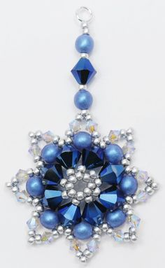 Deb Roberti's Octavia Ornament & Pendant Pattern