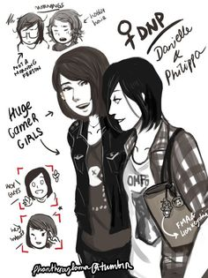 1000+ images about phan!art on Pinterest   Dan and phil ...