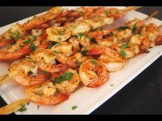 Hcg phase 2 recipe: Best Lemon/Garlic Shrimp Yum!!