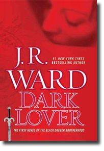 The best supernatural romance series ever--JR Ward's Black Dagger Brotherhood.