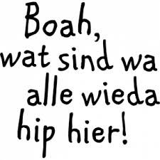 Boah. Hipster.
